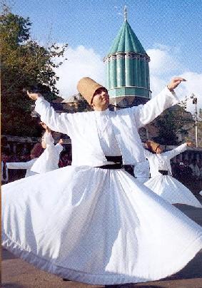 de sama dans en de spirituele betekenis daarvan